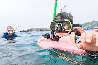 小琉球浮潛-小琉球親子