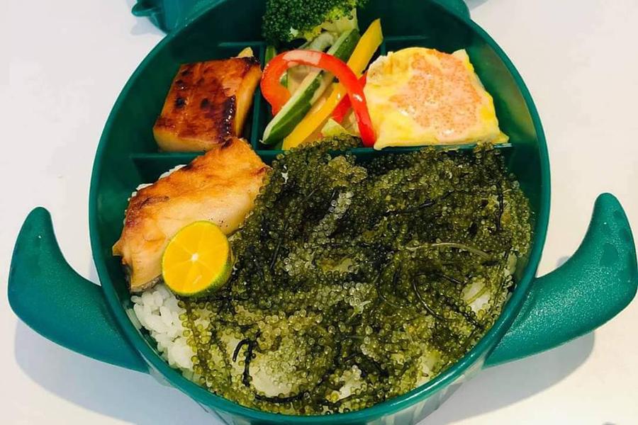 小琉球美食-海龜便當
