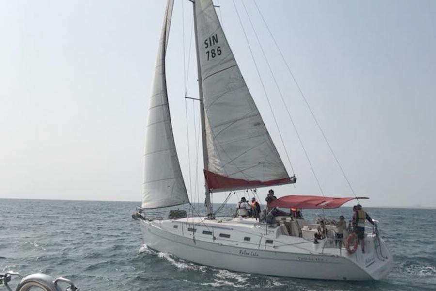 小琉球帆船假期