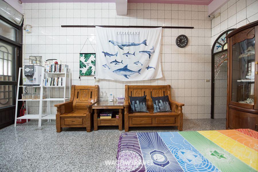 小琉球海之寓背包潛水民宿
